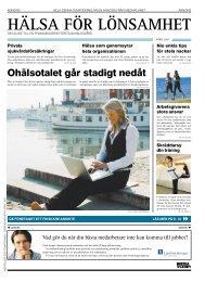 Hälsa för lönsamhet, sid 16 - Ergonomi, Arbetsmiljö och Ergonomer i ...
