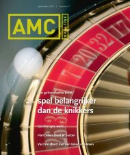 AMC MAGAZINE september 2011
