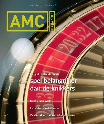 AMC MAGAZINE september 2011