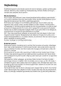 Kvalifikations- prøve for retrievere Kvalifikations - Chesapeake Bay ... - Page 3