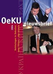 Nieuwsbrief 2004 - OeKU