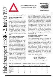 Rapport 31 2-97 - UNN