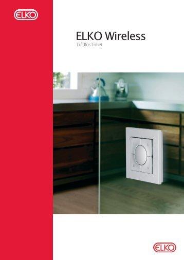 Wirless info - Avancerat Enkelt. En enklare och smartare lösning.