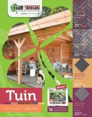 Tuin & Terras | Lente 2013