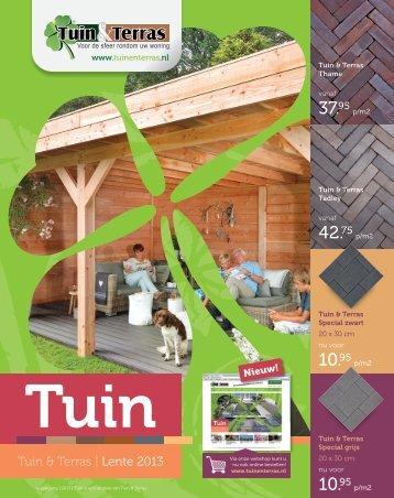 Tuin & Terras   Lente 2013
