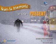 Programme - Association des cadres scolaires du Québec