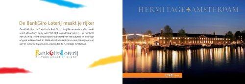 Postzegelboekje Hermitage - Postzegelblog