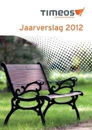 Timeos Jaarverslag 2012 (HiRes)_JV Timeos 2011