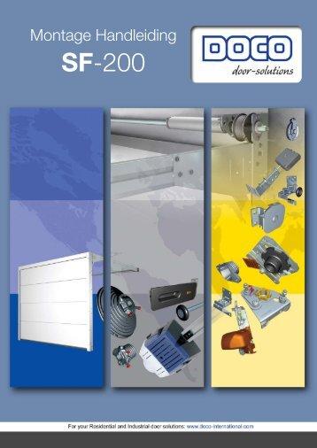 SF-200 - Doco International