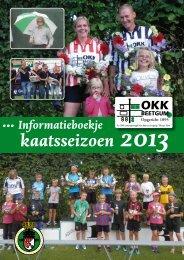 kaatsseizoen 2013 - OKK