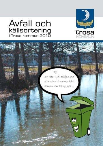 Avfall och - Trosa kommun
