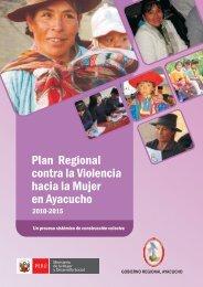 Plan Regional contra la Violencia hacia la Mujer en ... - UNFPA