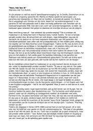 Interview_Ton_Huitink_in glossy Aartsbisdom_2013 ... - OLV Bilthoven