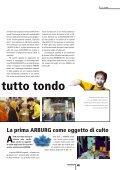 un obiettivo: non - Arburg - Page 7