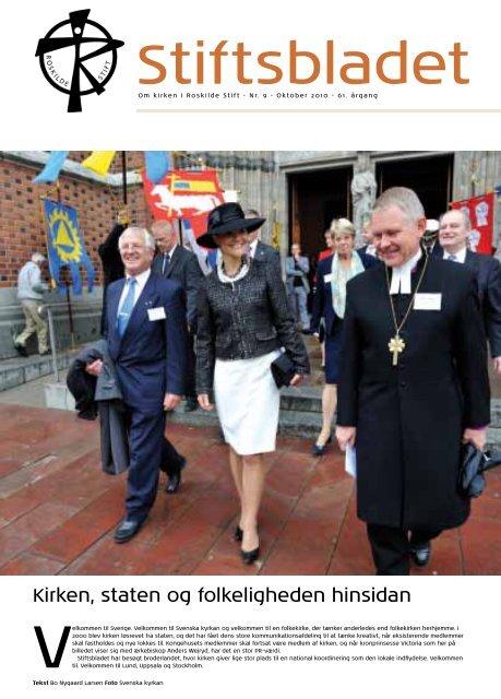 Kirken, staten og folkeligheden hinsidan - Roskilde Stift