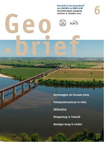 Geobrief 6 - kngmg