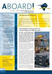 Nieuwsbrief 16 (660 KB) - Shortsea Shipping Vlaanderen