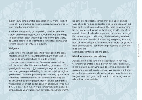 Download hier het schoolreglement - Welkom | Mater Dei