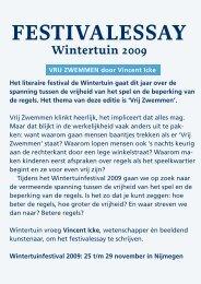 festivalessay (PDF) - Wintertuin