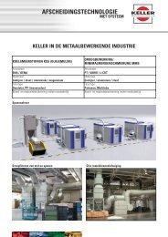 Download brochure Verspanende bewerking - Keller