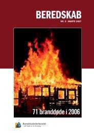71 branddøde i 2006 - Beredskabsforbundet