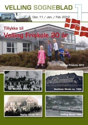 Velling Friskole 20 år