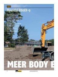Download het test rapport van 2012-12 (PDF) - BouwMachines.nl
