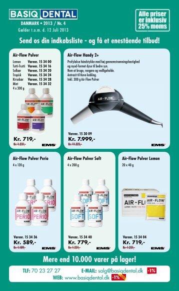 Åben mini-katalog - Basiq Dental A/S
