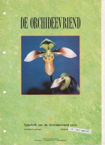 1994 - 2 - Orchideeën Vereniging Vlaanderen