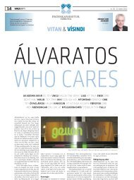 Álvaratos who cares