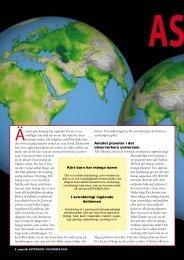 Astrobiologi - Populär Astronomi
