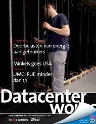 DCw FEBRUARi 2012 - DatacenterWorks