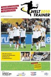 Welttrainer 2010 - Schwäbische Post