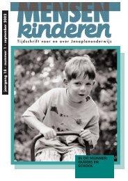 Tijdschrift voor en over Jenaplanonderwijs