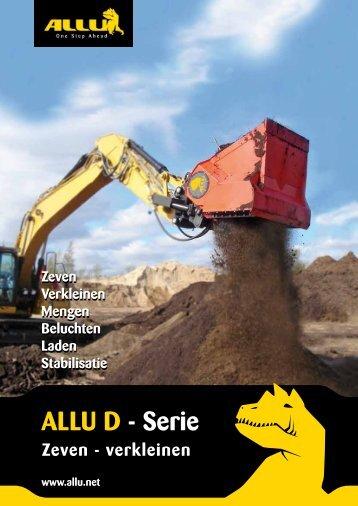 ALLU D - Serie
