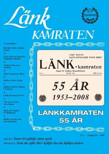 LÄNKKAMRATEN 55 ÅR - Länkens Kamratförbund