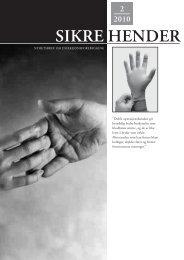Nr 2 2010.pdf - Mölnlycke Health Care
