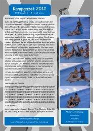 Uitgave 6 - 8 juli 2012.pub - Koorkamp
