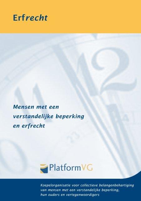 Erfrecht - Platform VG