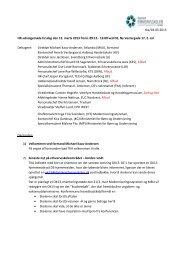Referat fra HR-møde den 12. marts 2013 - Danske Erhvervsskoler