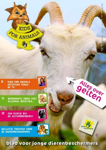hier online - Kids For Animals