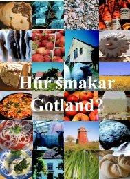 Hur smakar Gotland -receptfolder (pdf) - Hushållningssällskapet ...