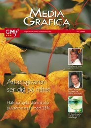 2006-10-01 Media Grafica nr3, Grafiska Medieförbundet - Digaloo