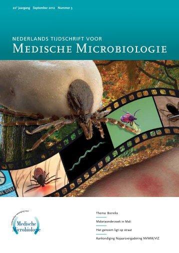 Thema: Borrelia Malariaonderzoek in Mali Het genoom ligt ... - NVMM