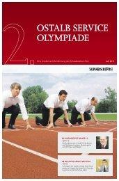 Ostalb Service Olympiade - Schwäbische Post