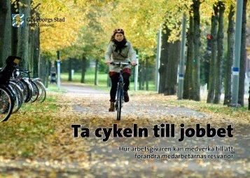 Ta cykeln till jobbet - Göteborg