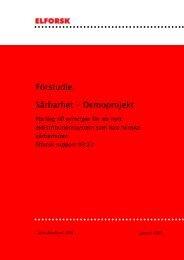 Elforsk rapport 03:22 - Om UPN