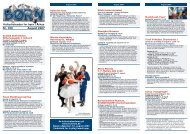 Kulturkalender for børn i Århus August 2007 Nr. 159 - Børnekulissen