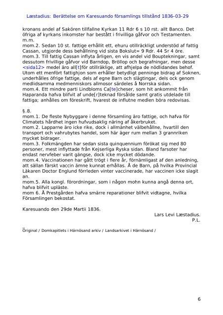 ja - laestadiusarkivet