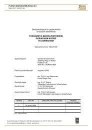 Bijlage 8 Geotechnisch onderzoek - Gemeente Gorinchem